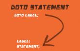 GOTO STATEMENT IN PHP