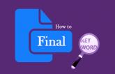 final-keywords-php
