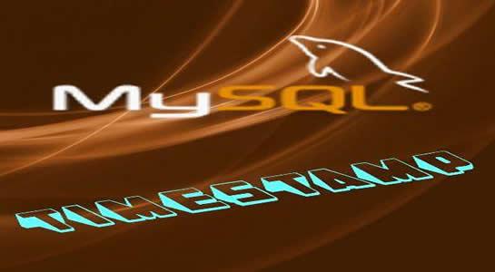 MySQL's TimeStamp Type