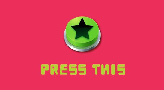 press this in wordpress
