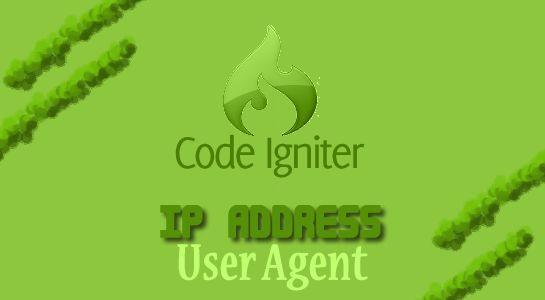 Get IP address in CodeIgniter