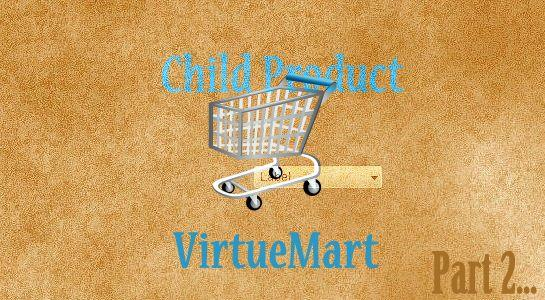 How to manage child product with size