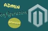 Magento Extension Configuration