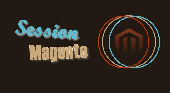 session in Magento