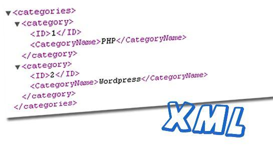 To Display XML content using PHP Header