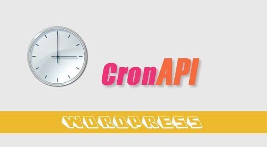 Cron job in Wordpress