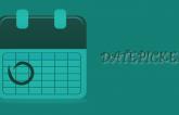 To create multiple datepicker