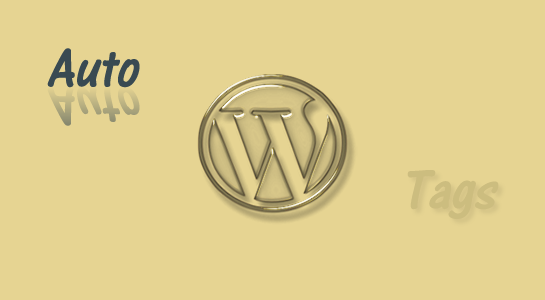 Auto tagging in Wordpress