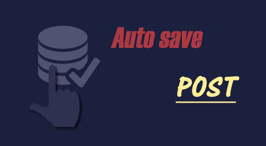 Post Autosave Interval in WordPress
