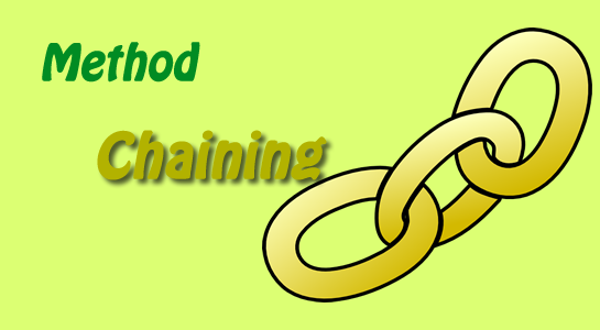 Method Chaining in PHP