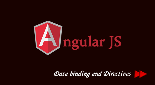 Angular JS - Data Binding and Directives