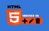 html5 indexed db