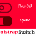 How to create Boostrap Switch using CSS?