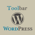 how to hide WordPress Toolbar
