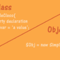 Objects and Classes in PHP